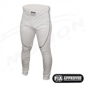 Pants RRS FIA 100% NOMEX, White