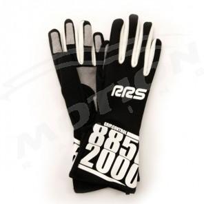 RRS Grip Control FIA glove, Black
